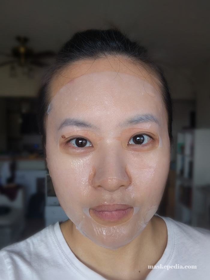 Pony Effect Luminous Boosting Mask Pack