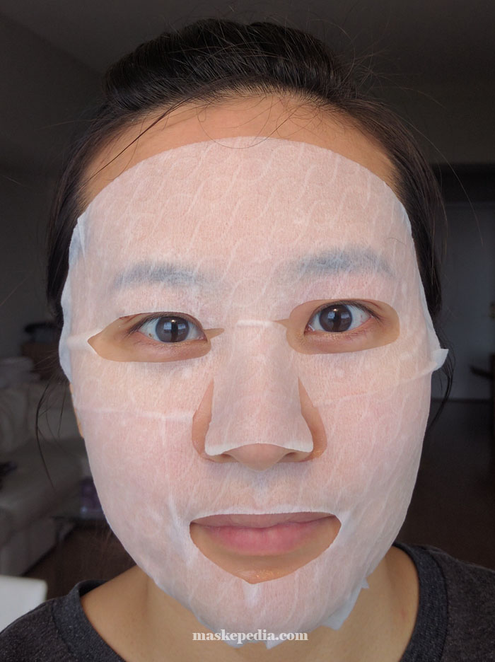 Soo Ae Deep Sea Water Collagen Essence Mask