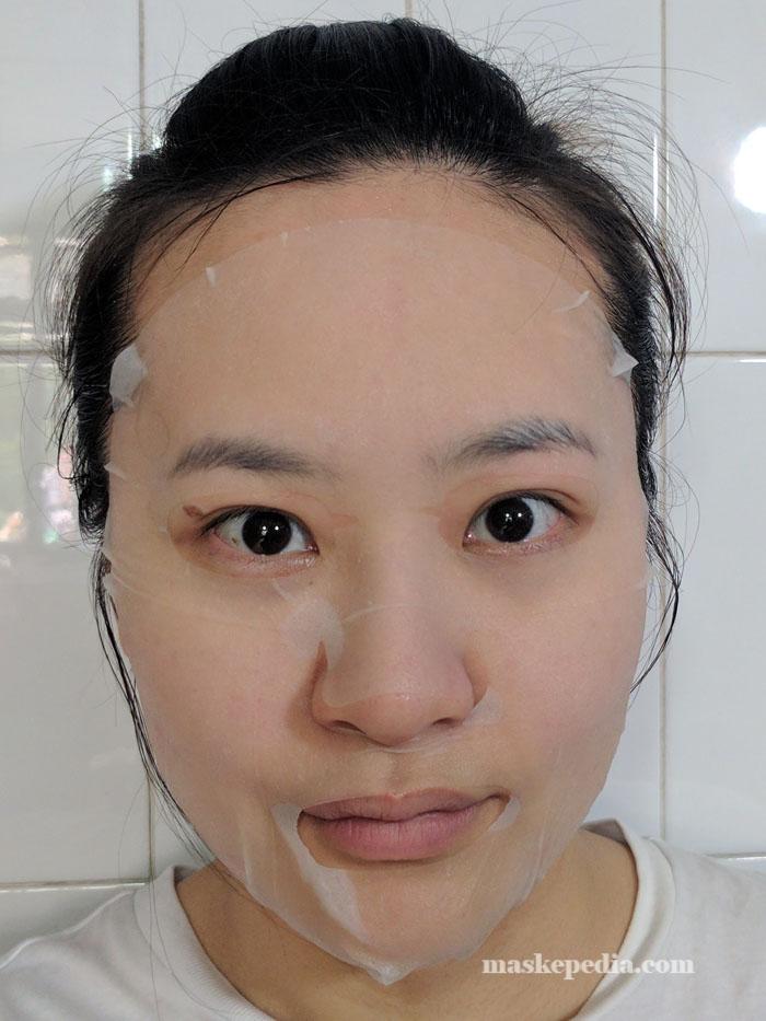 Manefit Mugwort Astringent + Pore Care Mask