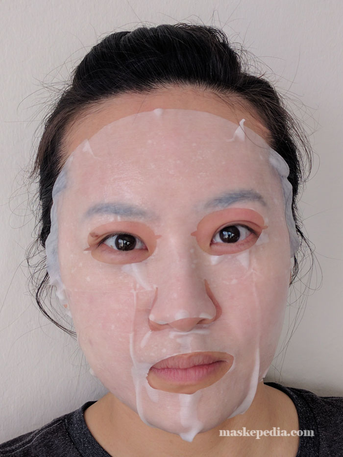 The Face Shop Real Nature Lotus Mask