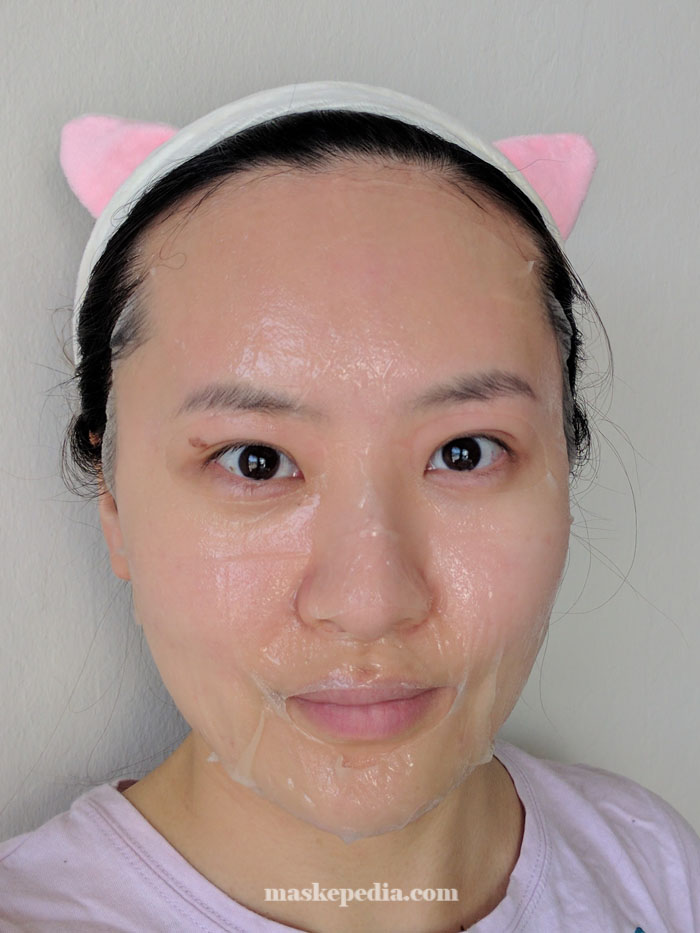 Ultru I'm Sorry for My Skin Brightening Jelly Mask