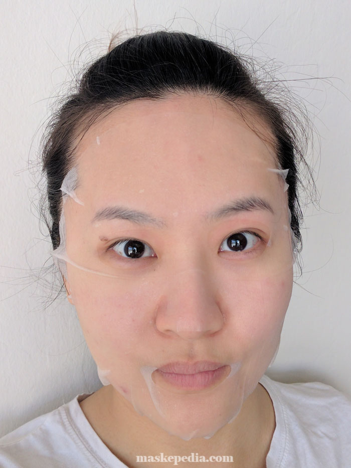 Etude House 0.2mm Air Therapy Tea Tree Mask
