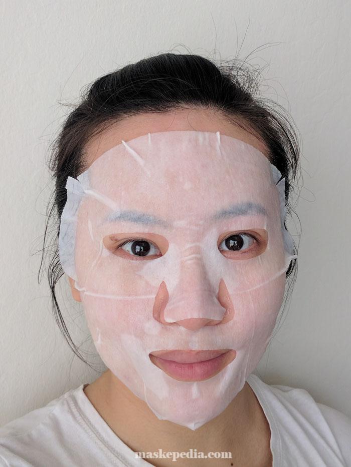Ariul 7 Days Mask in Pomegranate