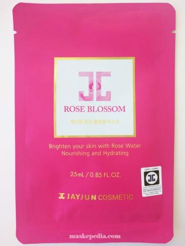 Jayjun Rose Blossom Mask