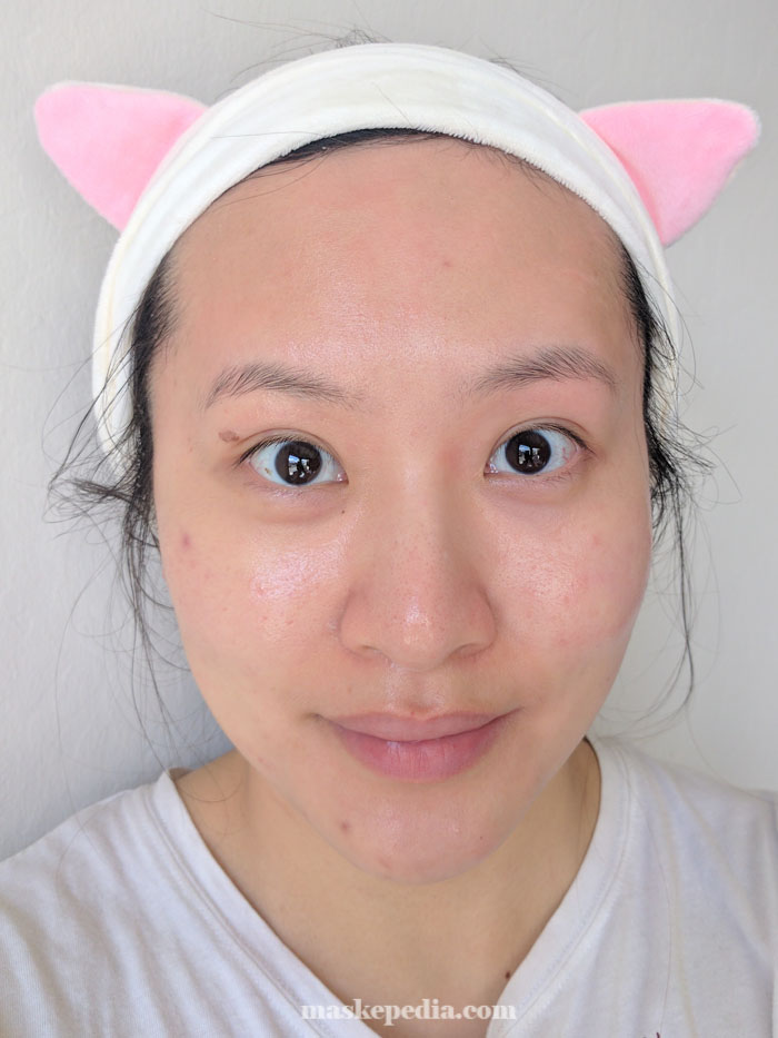 Crecell 6-in-1 Honey Cat Mask