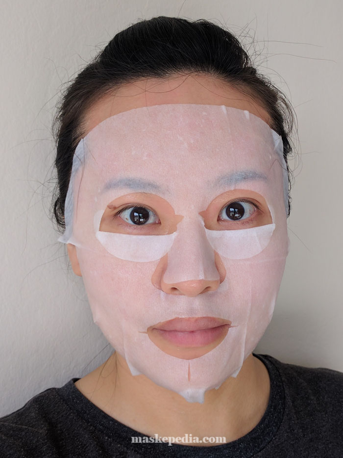Lovely Your Skin Cucumber Mask