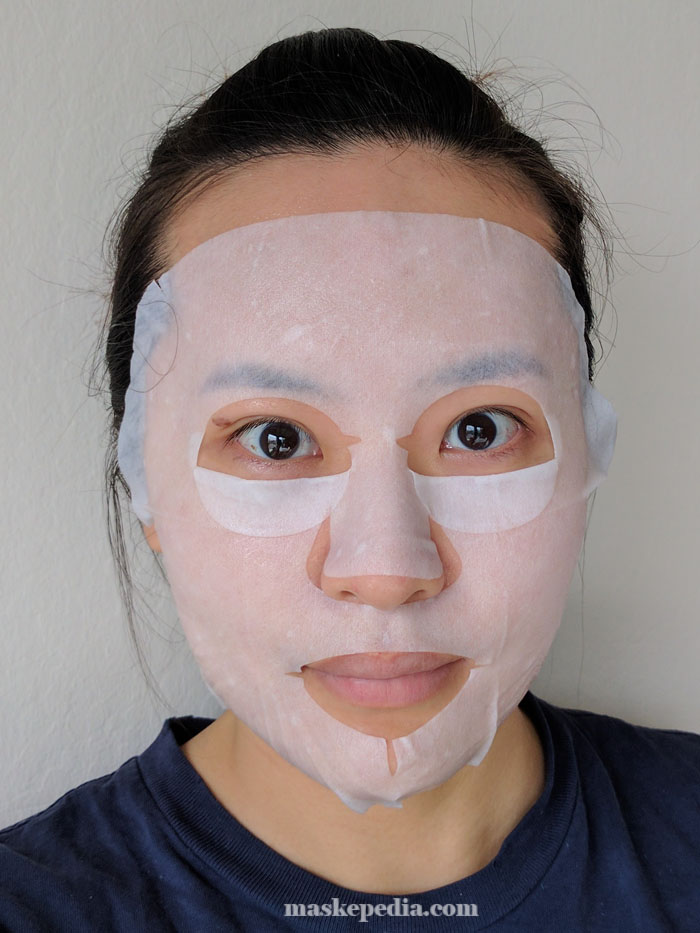 Lovely Your Skin Pearl Essence Mask