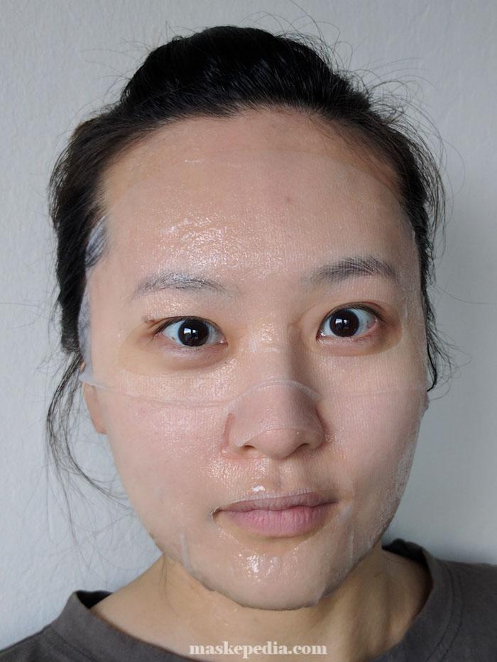 Soo Ae Donkey Milk Skin Gel Mask Aqua