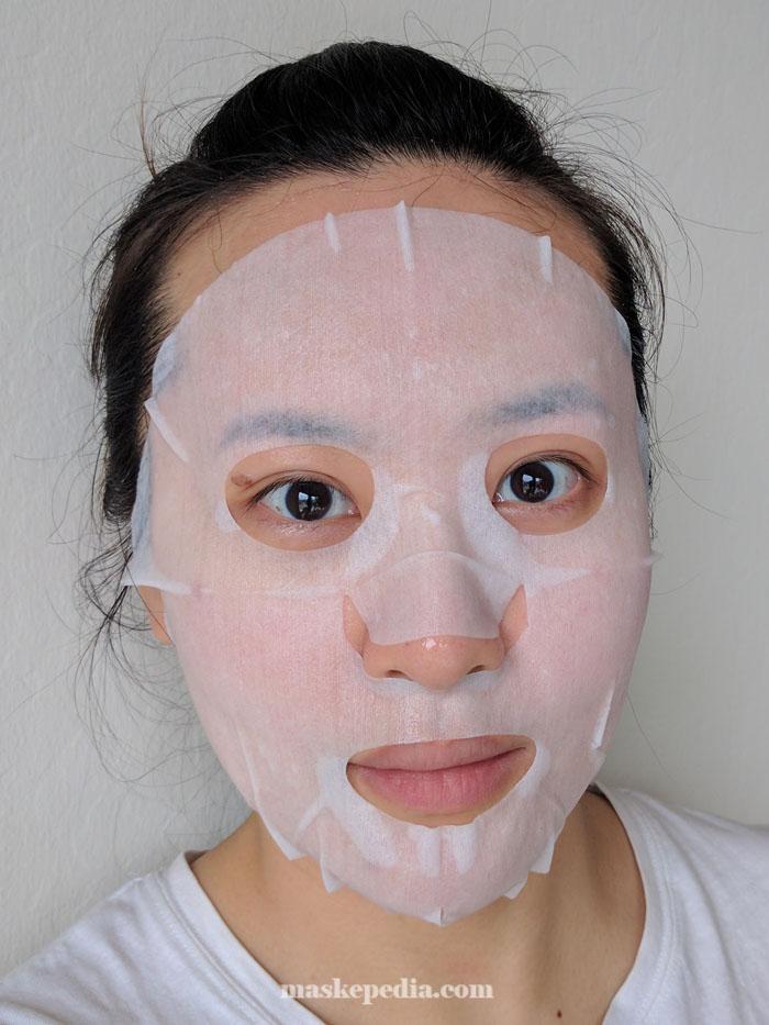 Neogence Ceramide Moisturizing Mask