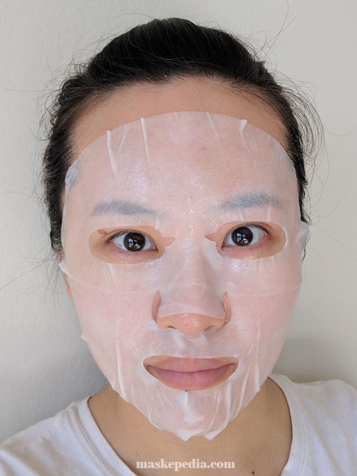 It's Skin Glow Cream Mask Sheet