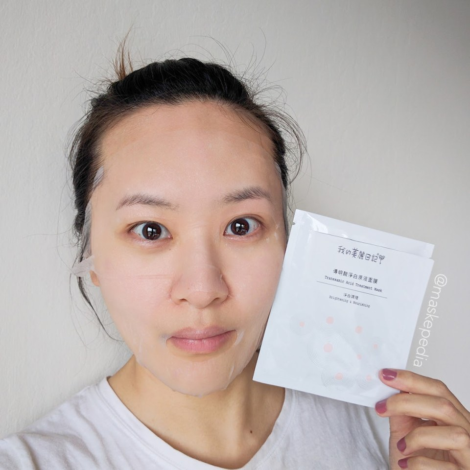 My Beauty Diary Tranexamic Acid Mask