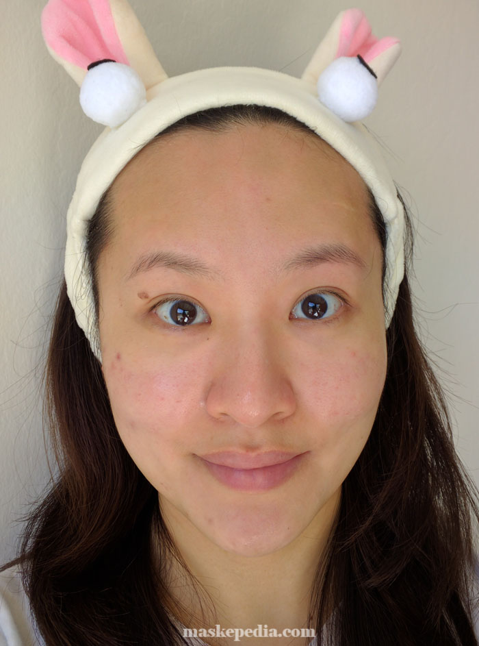 Leaders 7 Wonders Himalayan Camellia Pore Minimizing Mask
