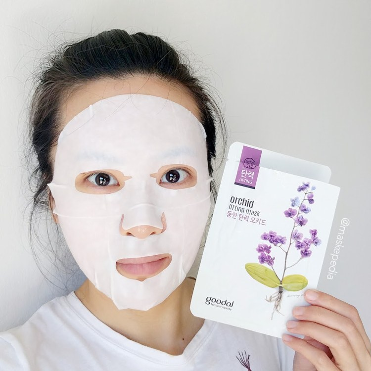 Goodal Orchid Lifting Mask