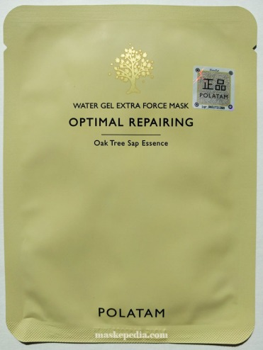 Polatam Water Gel Extra Force Optimal Repairing Sheet Mask