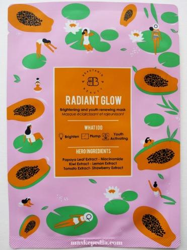 Beautaniq Radiant Glow Brightening & Youth Renewing Mask