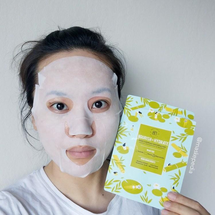 Beautaniq Nourish + Hydrate Sheet Mask