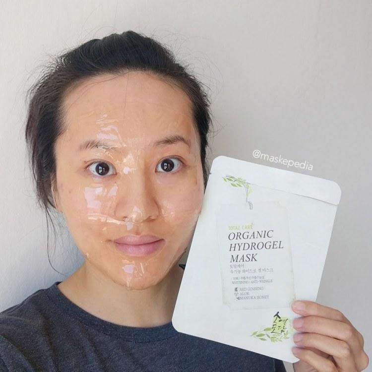 Soyedodam Organic Ginseng Hydrogel Sheet Mask