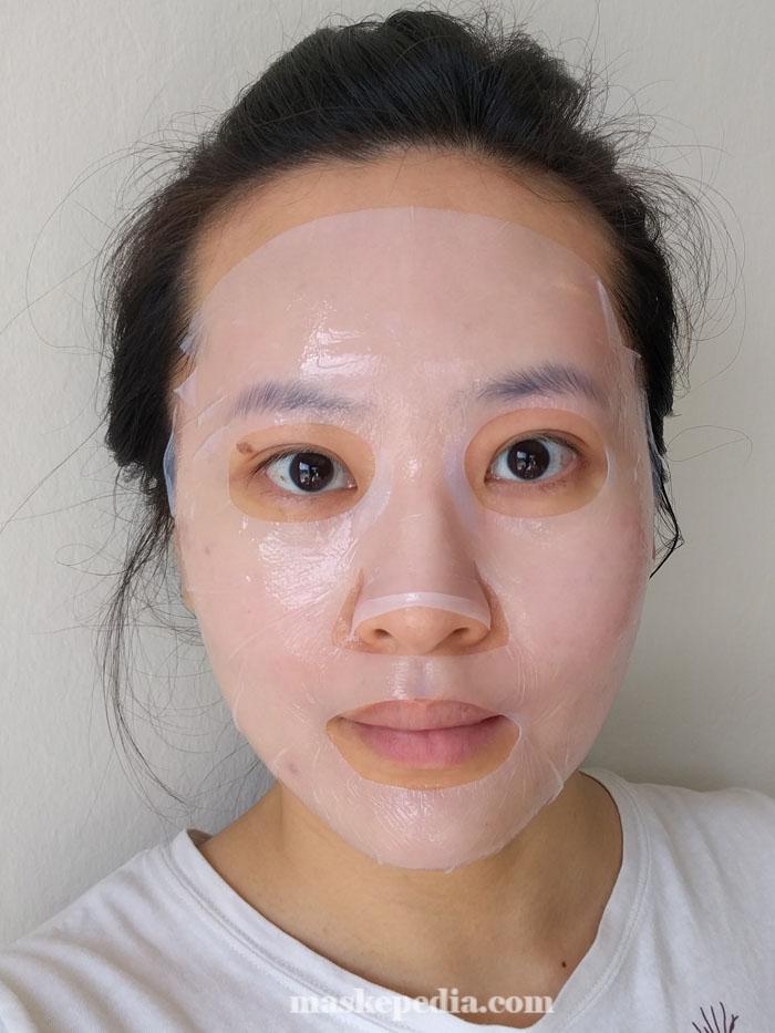 Freeze 24/7 Radiance Brightening Face Mask