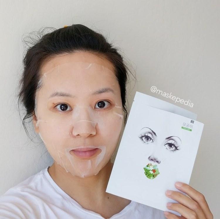 Oka Recipe Buckle Up The Pore Sheet Mask