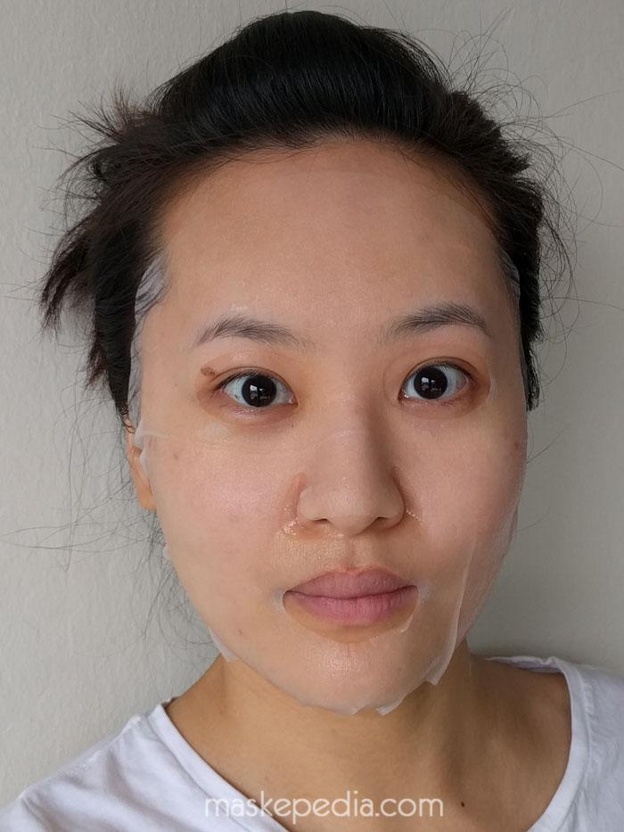 A'Pieu My Skin Fit Sheet Mask Baobab