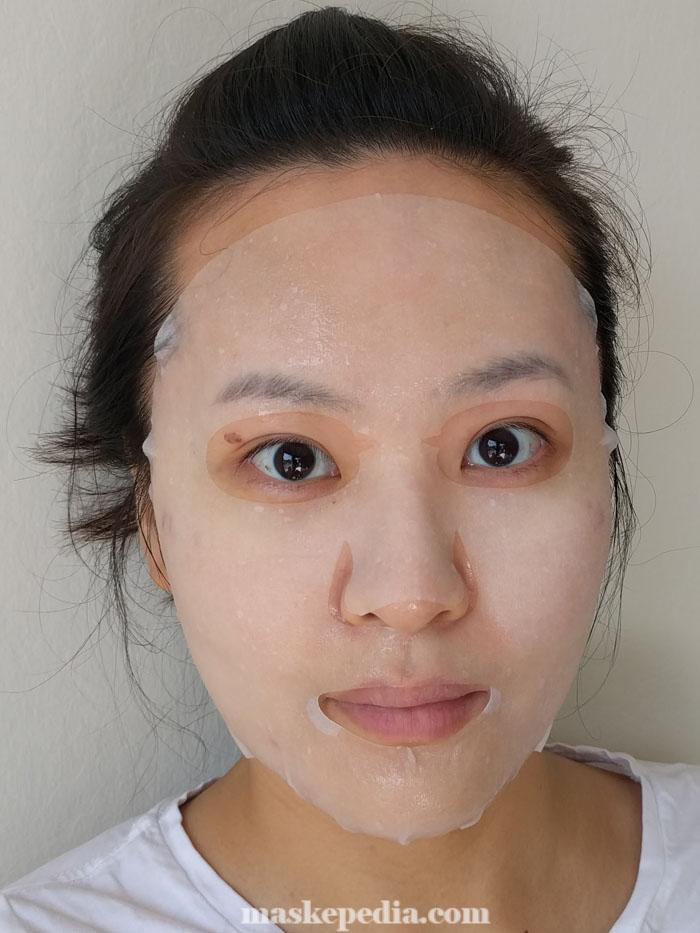 Frienvita Aqua-Peeling Filtering Mask Centella Vita H