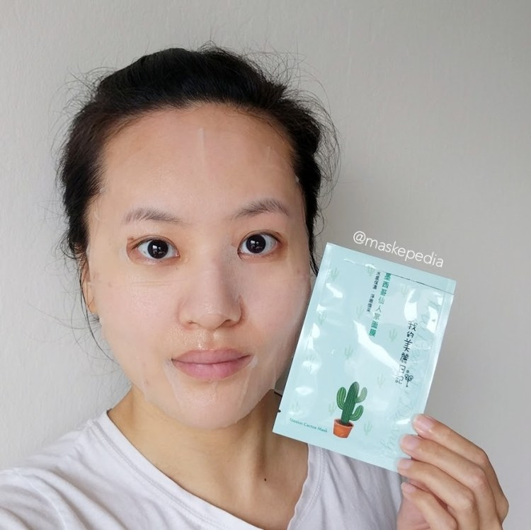 My Beauty Diary Mexico Cactus Mask