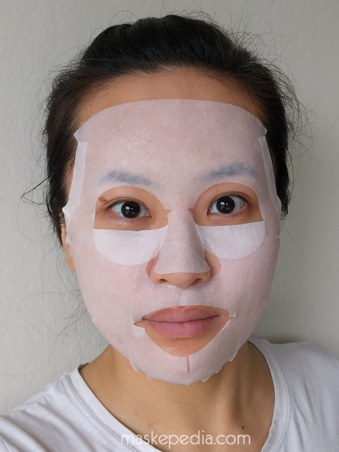 Mitomo EGF & Lithospermum Essence Mask