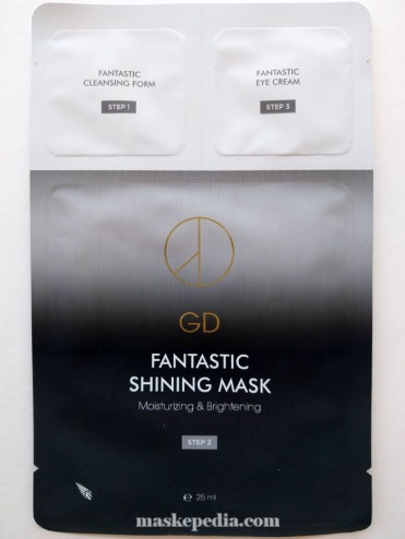 Moonshot G Dragon Fantastic Shining Mask