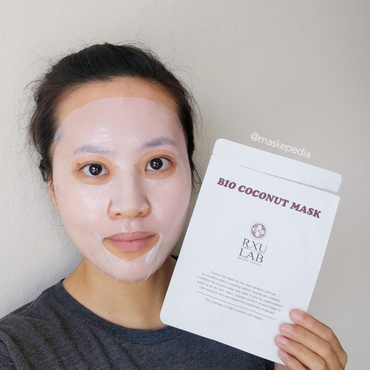 RXU Lab Bio Coconut Mask