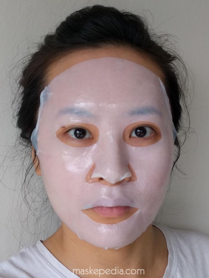 L'Herboflore Hyaluronic Acid Moisture Energy Biocellulose Mask