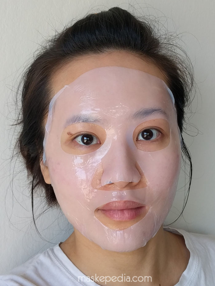 Repiel Timeless Mela-Shot Bio Mask