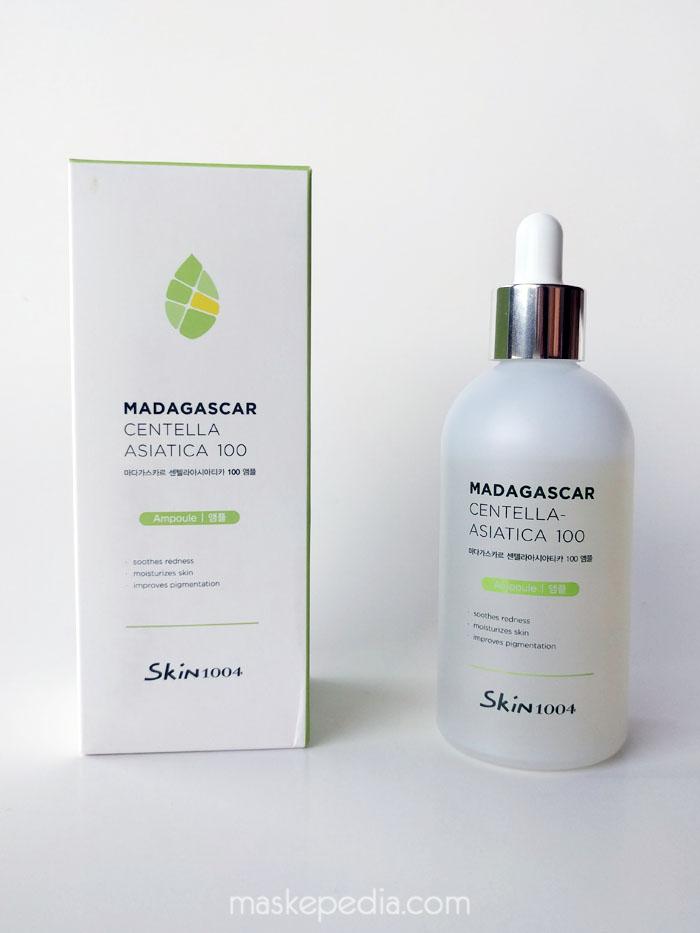 Skin1004 Madagascar Centella Asiatica 100 Ampoule