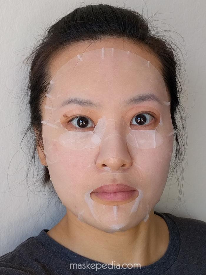 Skin Factory Real Honey Moisturizing Ampoule Mask