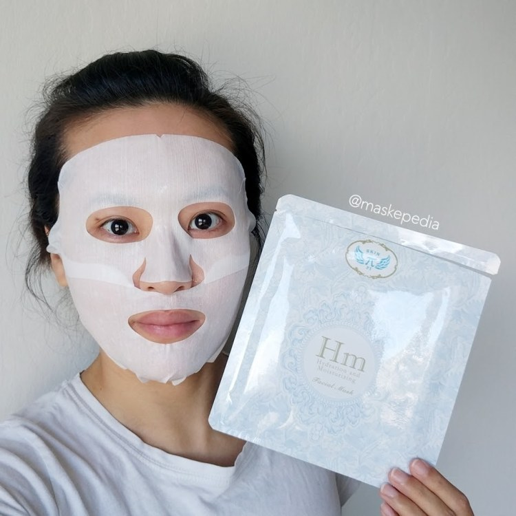 Skin Pi Hydrating & Moisturizing Mask