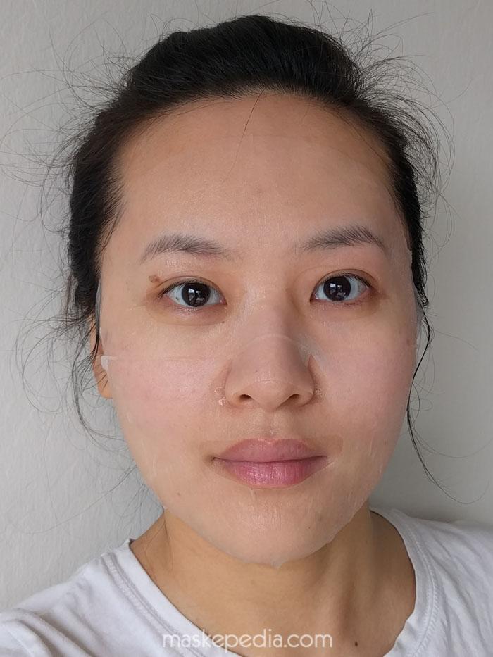 Soffy Girl Herbal Immortelle Anti-Aging Mask