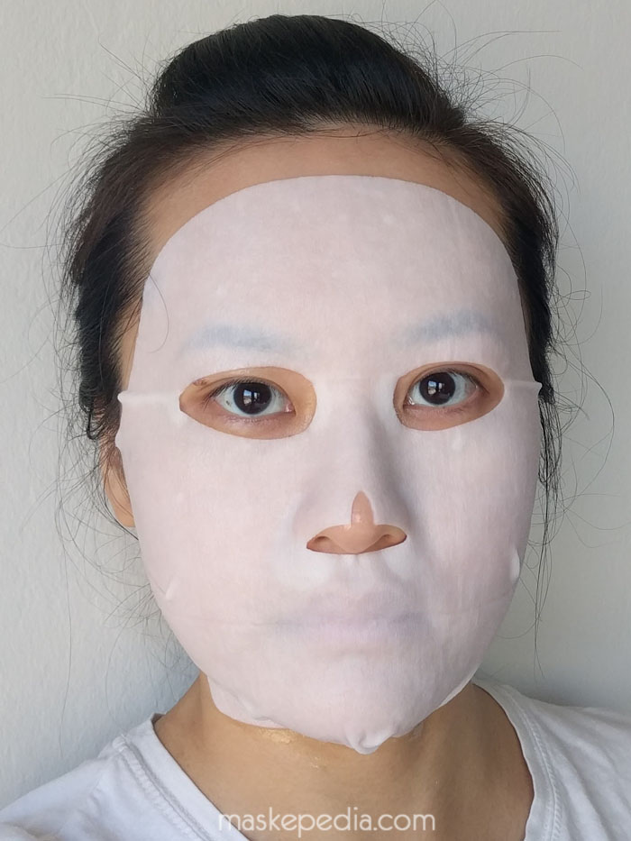 23 Years Old Rose Gold 24 Mask