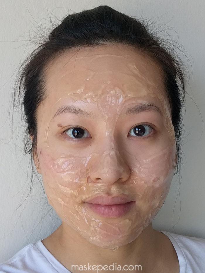 Annie's Way Calendula Softening Jelly Mask