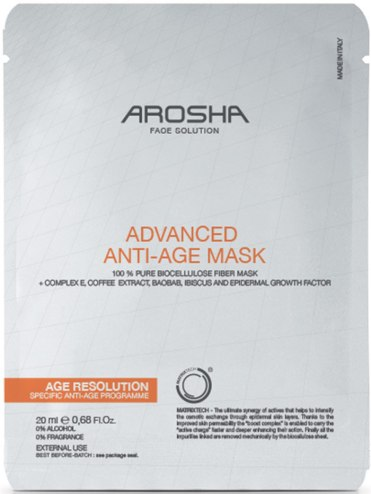 Arosha Advanced Anti-Age Mask