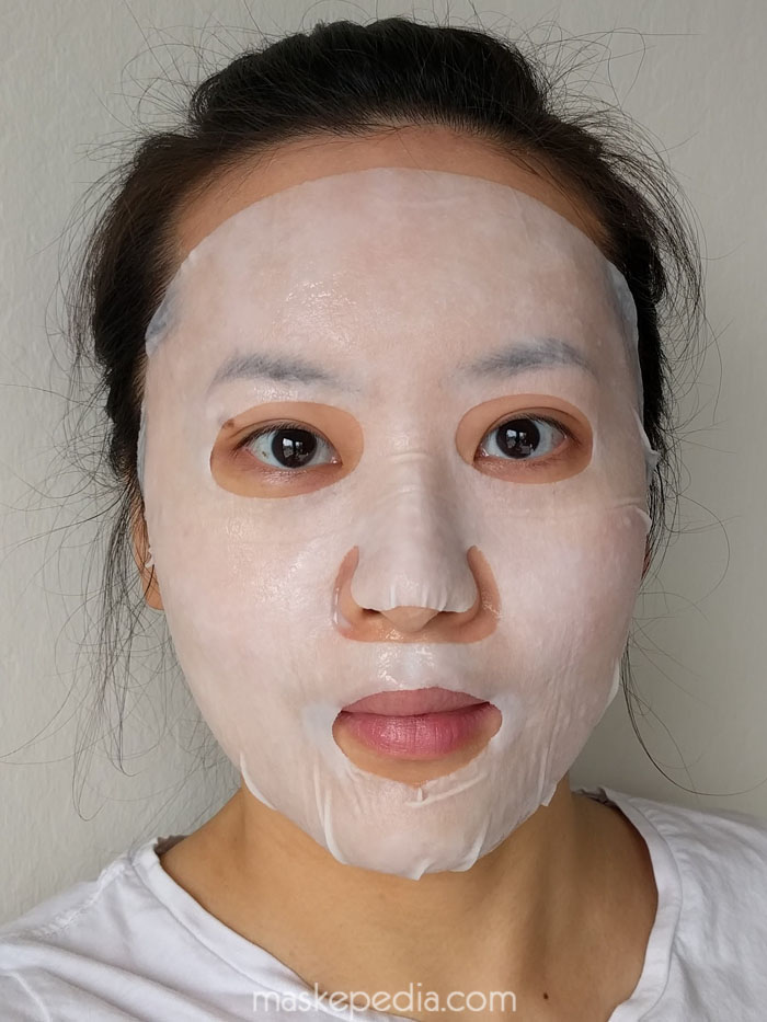 Etude House 0.2mm Air Therapy Ceramide Mask