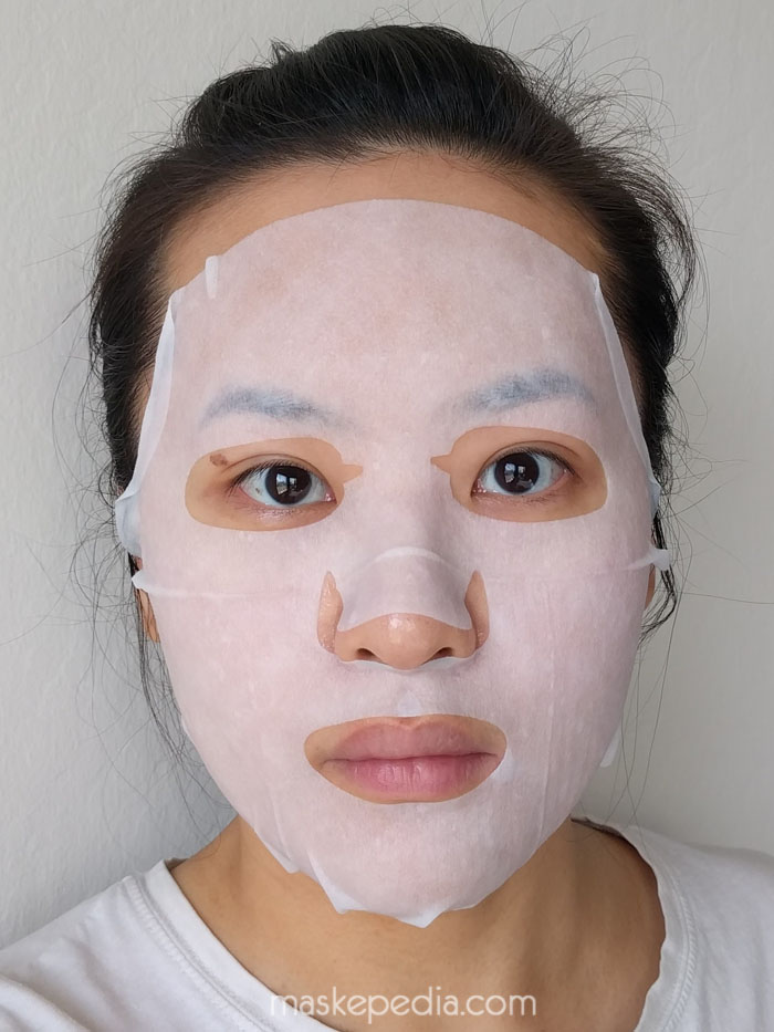Skinfood Beauty in a Food Mask Sheet (Centella Asiatica)