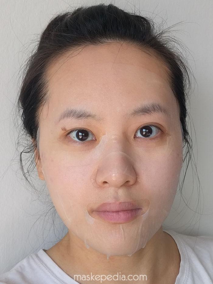 Soffy Girl Herbal Seaweed Hydrating Mask