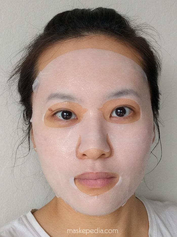 About Me Skin Tone Up Lightning Mask