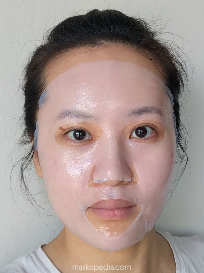 Repiel Perfect Fit Mask - Soothing