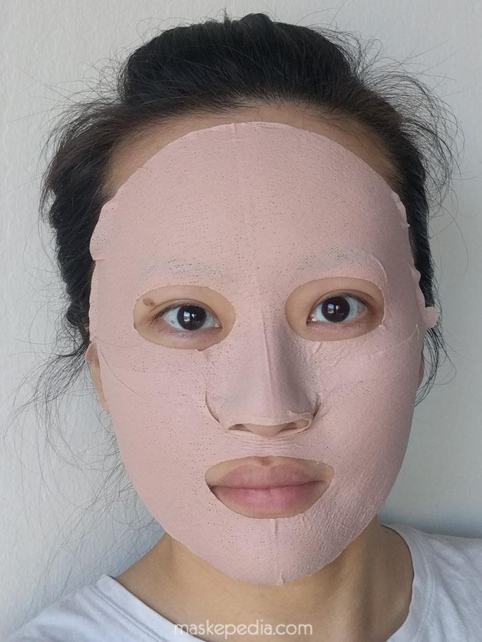 So Natural Pink Mud Mask