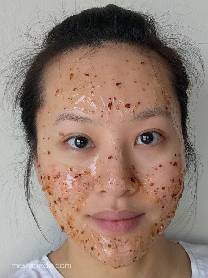 sandawha_cream-mask_during