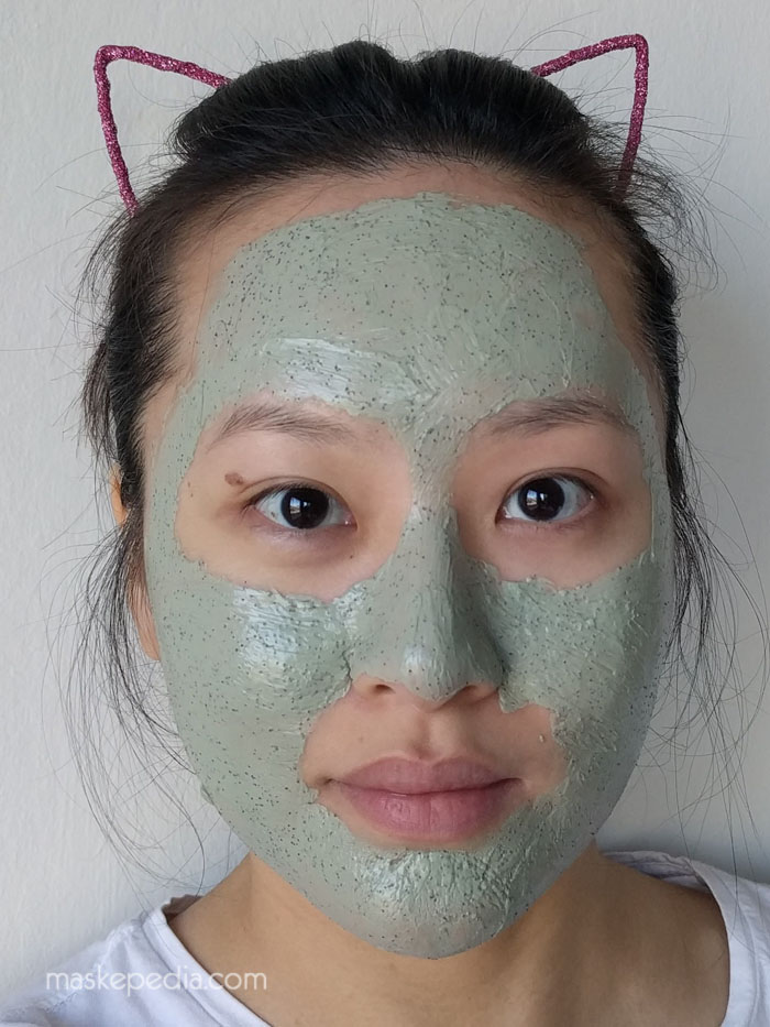 So Natural Mate Green Tea Mud Mask