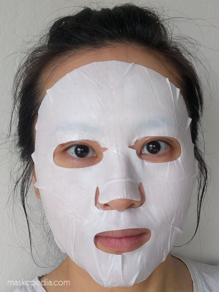 Dr Jart+ Ceramidin Skin-Friendly Nanoskin Sheet Mask