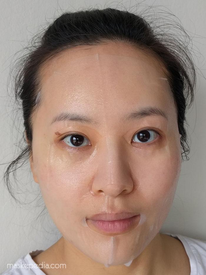 Dr. Morita Snail Repair Essence Facial Mask