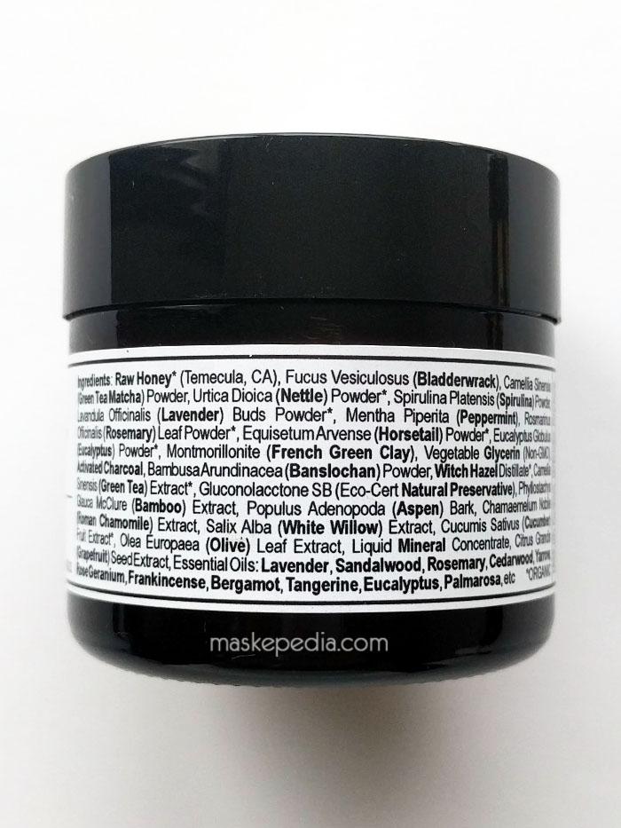 Lenus No. 57 Honey Kelp Face Mask (Rejuvenating)