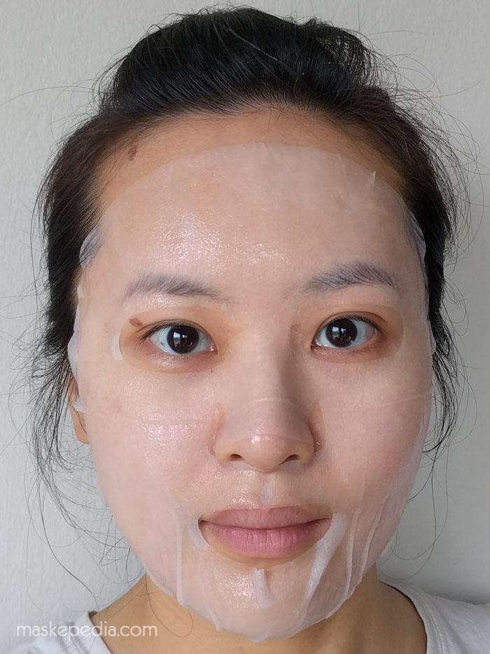 Medius SOS Water Balm Mask - Brightening Care